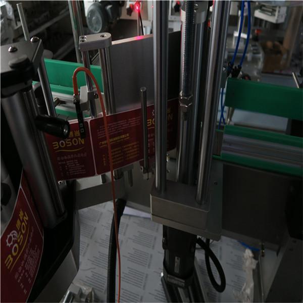 CE-Aŭtomata Glumarkilo / Premsentema Etikeda Maŝino por boteloj