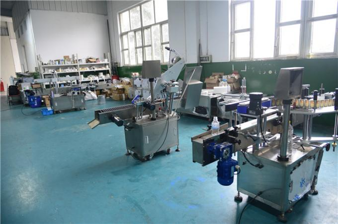 Profesia botela glumarka etikedmaŝino por fabrikanto de alta kvalito
